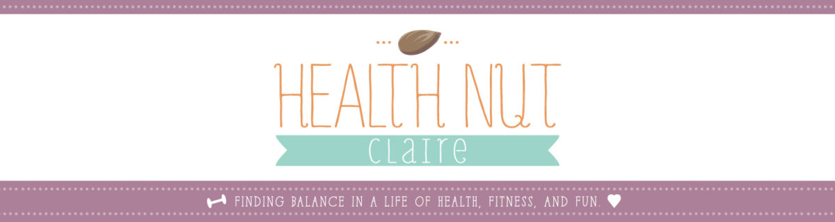 Health Nut Claire